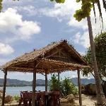 Restaurant Outdoor Beach-Side Seating
