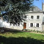 Clos Sainte-Marie : la demeure
