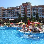 Hotel Hrizantema Foto