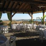 Wedding Receptions Overlooking the Gulf of Mexico