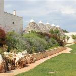 On Site Gardens and Trulli