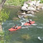 mijn eerste kayak-ervaring
