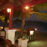 bar and beach