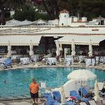 "The ""scene"" at the Quisisana pool next door... worth a visit"