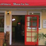 Old Lahaina Shave Ice照片