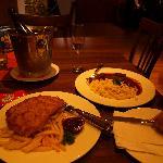 Wiener Schnitzel & Goulash