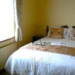 Our room at Cois Farraige