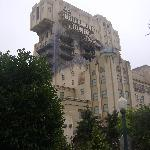 The Tower of Terror... Very scary ride but brilliant!