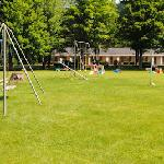 Playground park and motel units