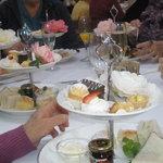 Individual Tea Plates