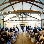 Wedding in The carriage House
