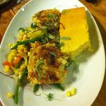 Crab Cakes Entree