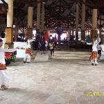 Dance at ur arrival