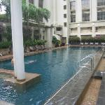 More of the beautiful pool