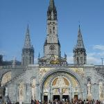 The Cathedral at Lourdes