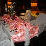 Une table pour mon anniversaire !