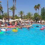 Protur Safari Park - busy pool