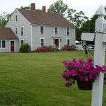 Colonial style home built 1742