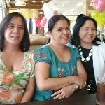 Christening celebration at AMICI