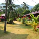 Garden bungalows