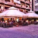 Terras van restaurant Gondola