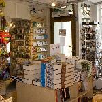 Inside the Angel Bookshoop