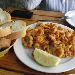 calamares rebozados,