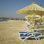 Private Beach on Abu Dabab