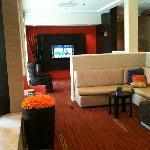 Lobby TV