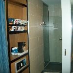 Bathroom/Shower Area