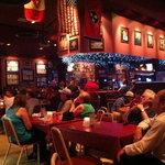 Bar/Dining Room at John A's