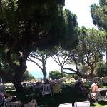 jardins club vue mer