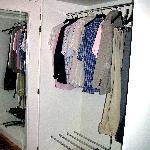 Schrank im Umkleideraum