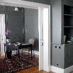 TV Raum, Wohn- u. Schlafzimmer