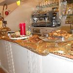 degustazione di tisane e dolcetti