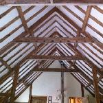 Beams in the Minsmere Room