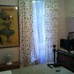 La fenêtre + TV