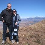 Sebastian Prinsloo and Jodi Lynn Karpes