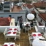 Gourmet Terrace Restaurant resmi