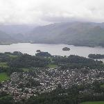 View of Keswick from Latrigg