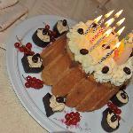 Our Birthday Cake