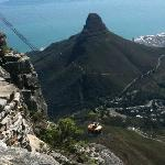 Cape Town da tabe mountain