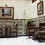Nice traditional indoor patios
