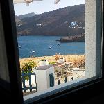 La mattina, appena aperta la finestra....