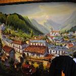 mural in my room