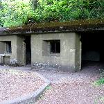 Bunker at Fort Stevens