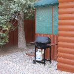 Outside Cabin #2