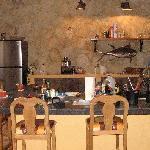 Juan's Pesco kitchen