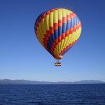 Going aloft!