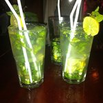 Mojito's in The Dive Bar!
